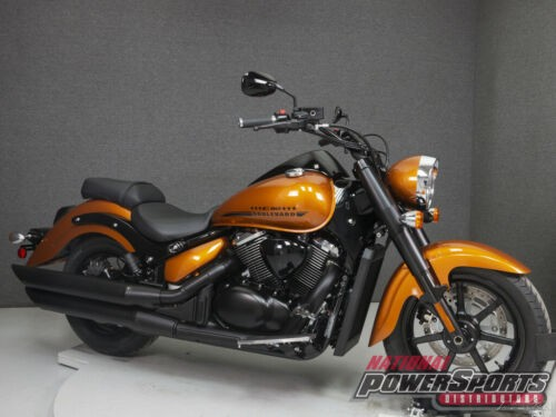 2017 Suzuki Boulevard C90 1500 BOSS METALLIC FOX ORANGE for sale
